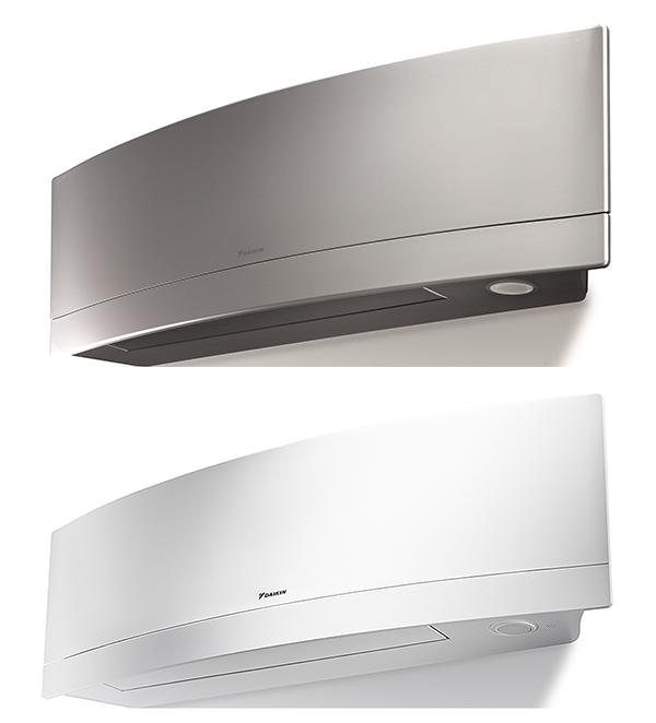 Daikin, Emura™ Multi-Zone Indoor Air Conditioner Unit - Temp