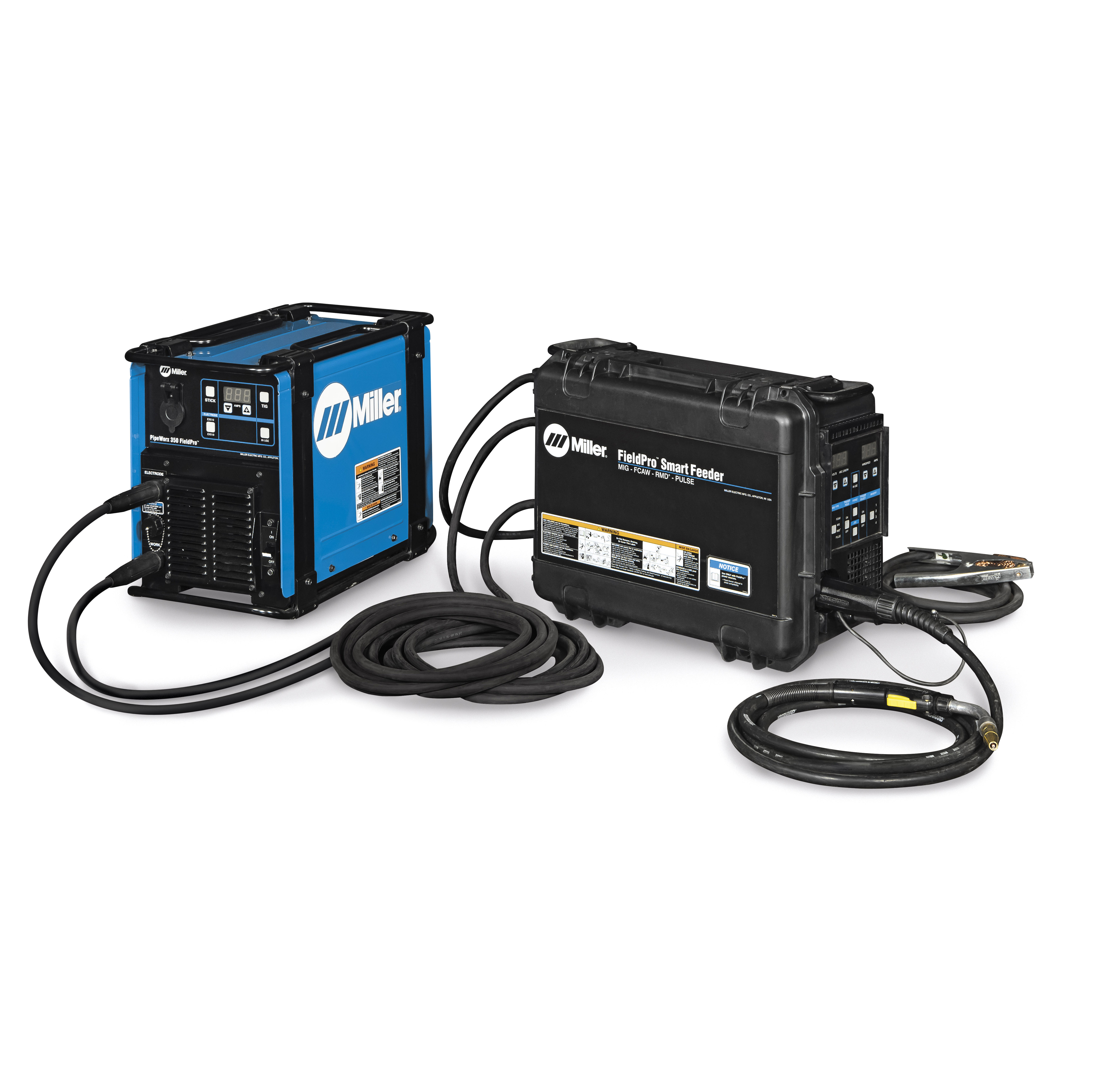 Miller Welding Equipment, PipWorx 350 FieldPro RMD/Pulse Welding ...