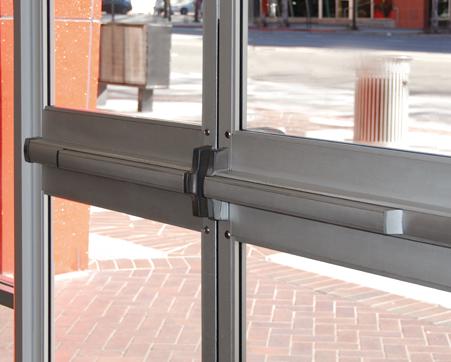 Emergency Exit Panic Bars for Doors & Emergency Exit Panic Bars for Doors - Kamri Glass and Windows in ...