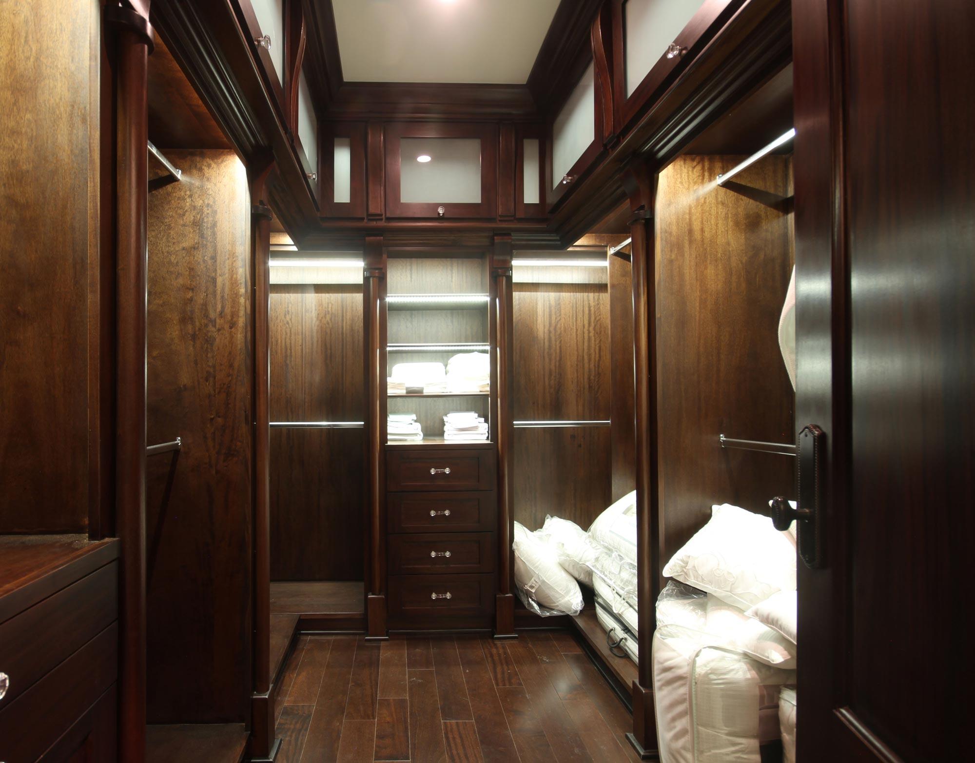 Closet Lighting Solutions. Custom Indoor LED Closet Lighting 1 Solutions F