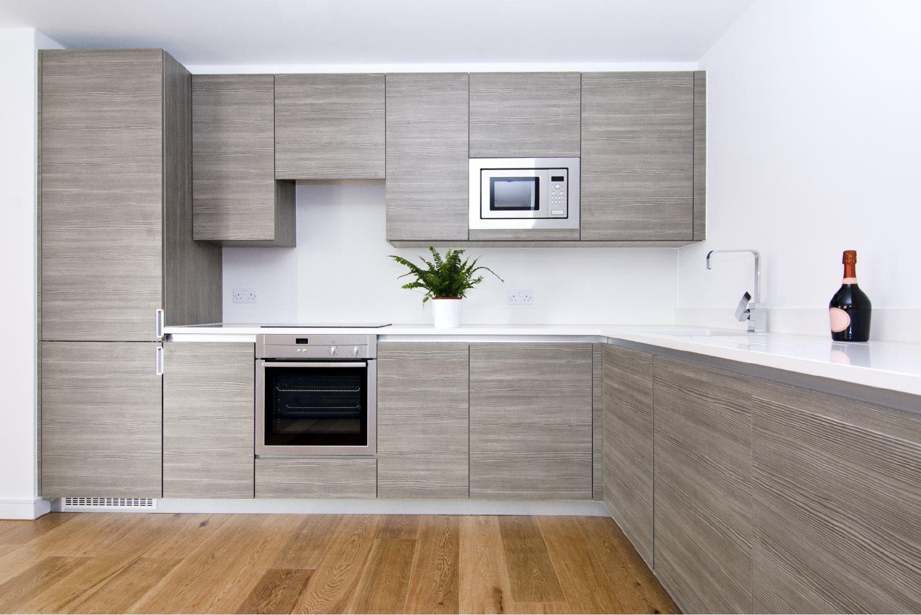 Modern Italian Kitchen Cabinet Design - CW Interiors in Trinidad ...