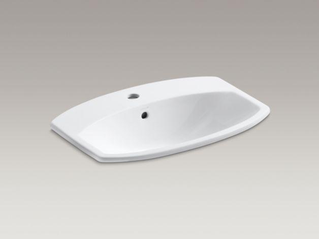 Kohler - Cimarron Series - Bathroom Sink - K-2351-1-0 - Plumb Center ...
