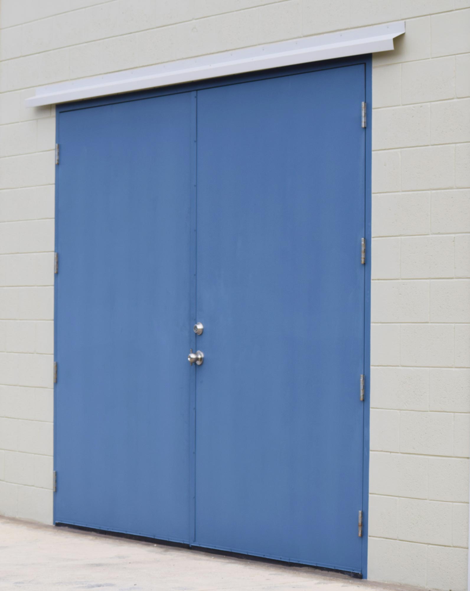 2000 #33486A Custom Made Steel Doors Supplied By LAMCO LAMCO Industries Ltd. In  save image Custom Made Steel Doors 46671592