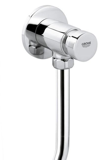 Grohe - Press Urinal Flush Valve - 37396000 - Plumb Center by ...