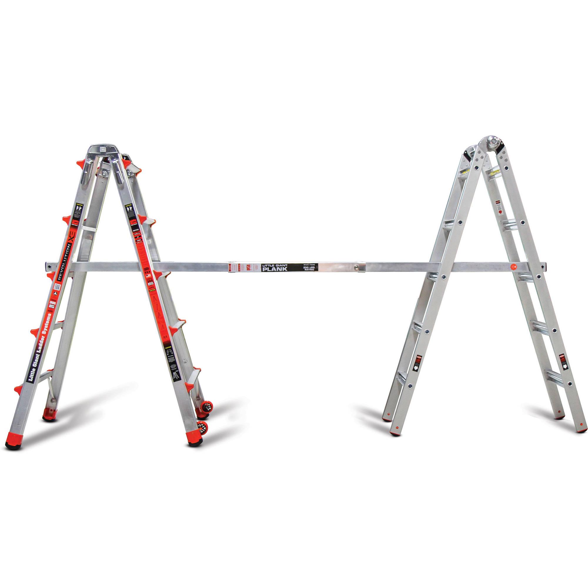 combo folding ladder