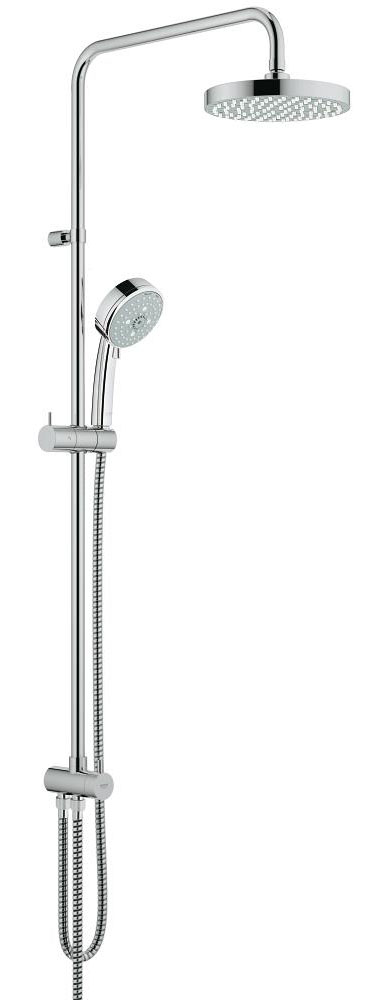 grohe tempesta cosmopolitan 200 shower system