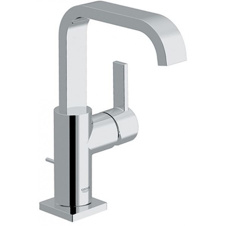 Grohe - Allure Collection - Single Hole Bathroom Faucet - G32128000 ...