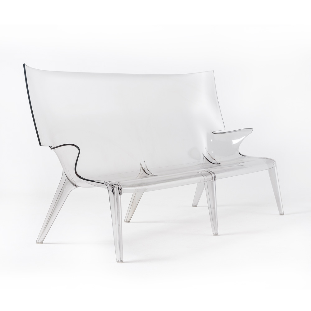 Kartell Furniture Uncle Jack Ghost Sofa
