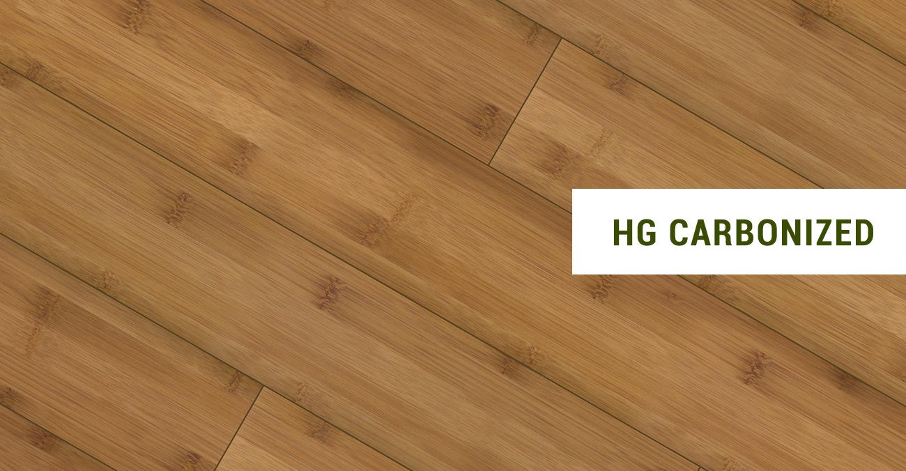 Bamboo Hardwoods Flooring Hg Carbonized Finish