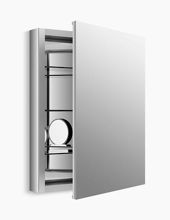Kohler Verdera Series Aluminum Medicine Cabinet K