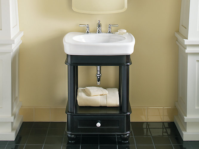 Bathroom Vanity/Toilet Set, Bancroft Series