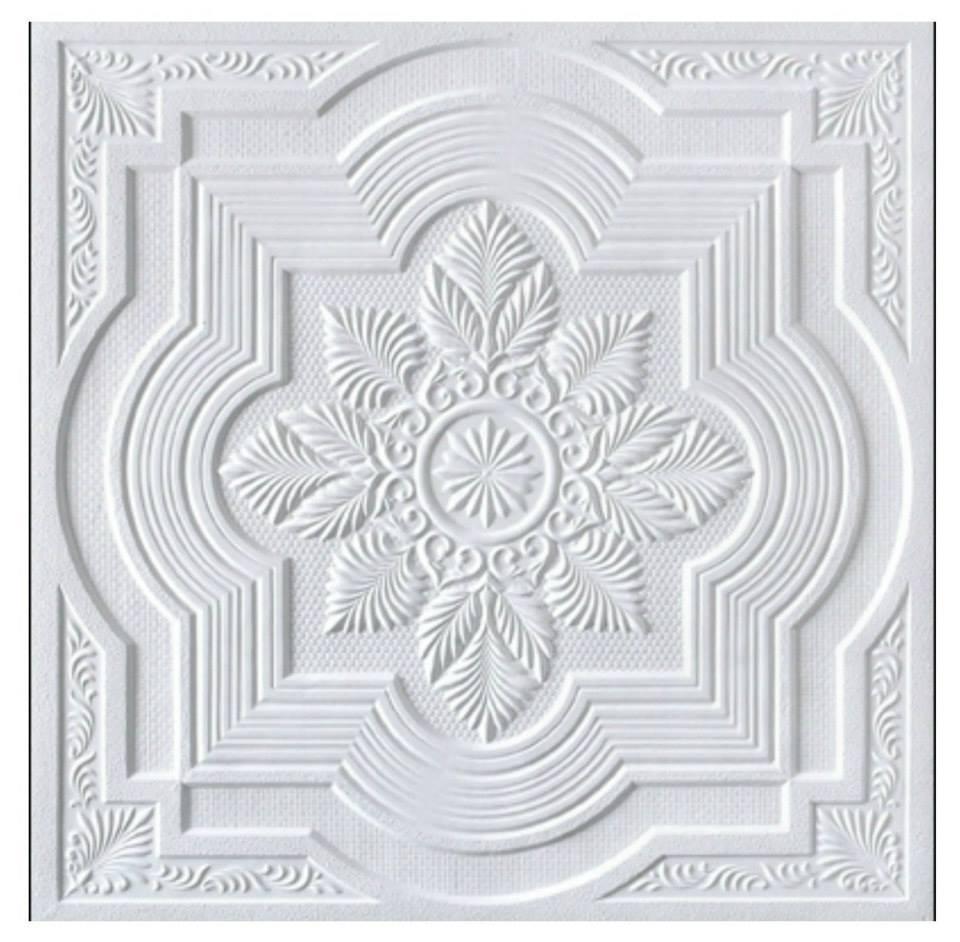 White designer gypsum ceiling tile 08 damus roofing systems in white designer gypsum ceiling tile 08 dailygadgetfo Images