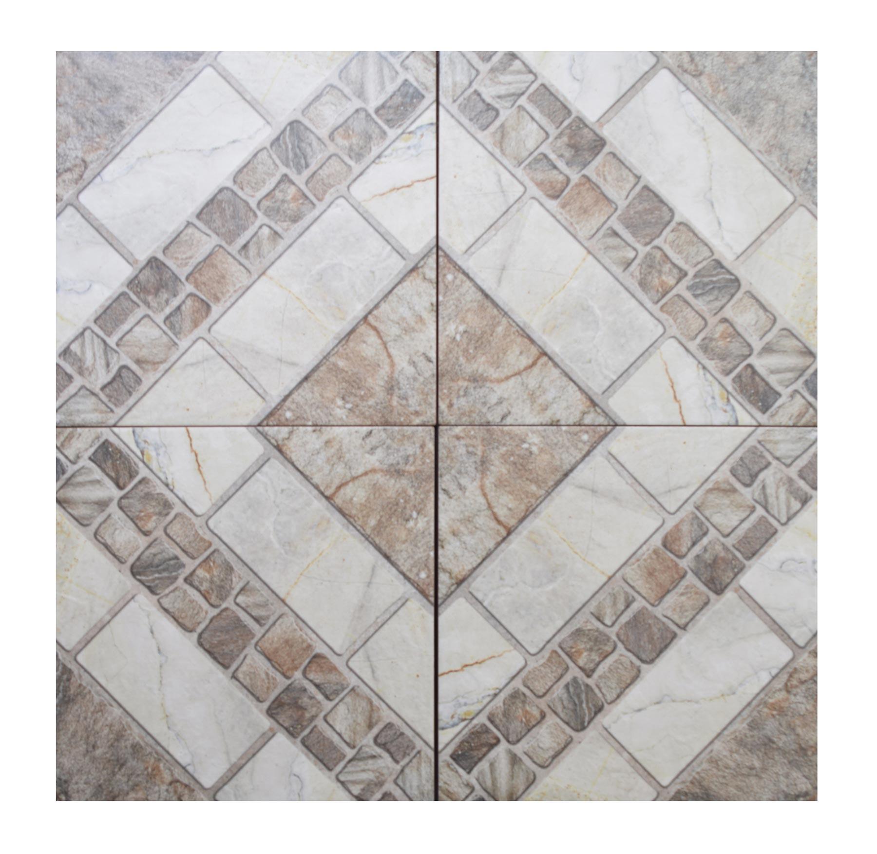 Karina 18 X 18 Ceramic Floor Tile 45109 Tile Depot Ltd In