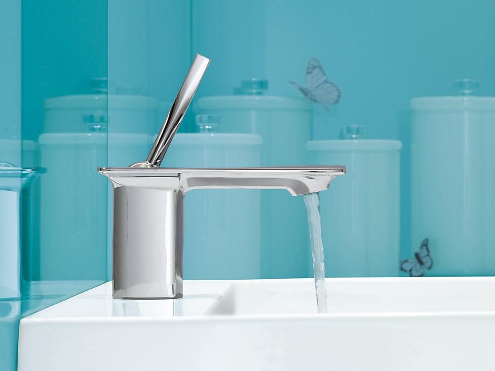 Kohler bathroom sink faucets