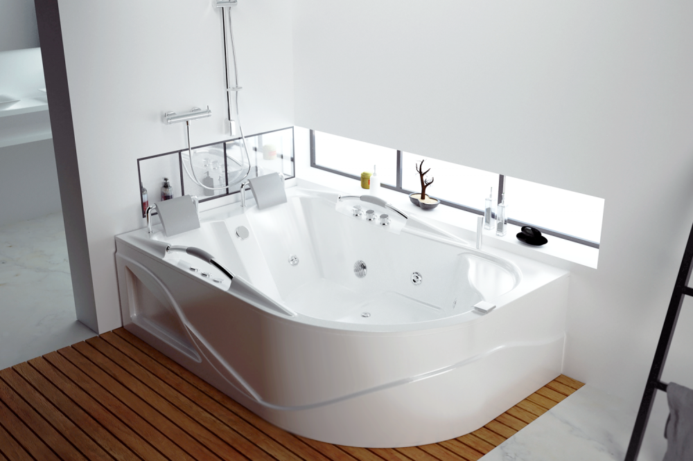 firplak - honolulu series bathtub - vhpt01-0005-000 / vhpt01-0006
