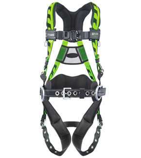 Miller Fall Protection, AirCore Aluminum Safety Harnesses