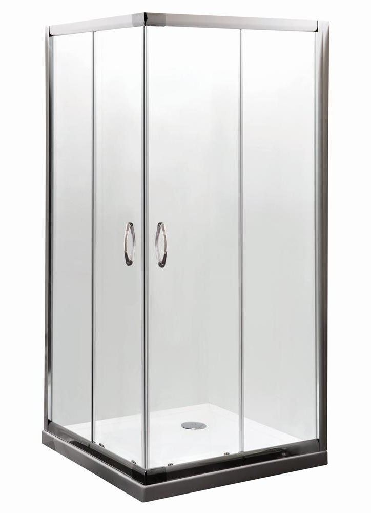 Huayi Glass Shower Enclosures - R0007 - Enhanced Fixtures in ...