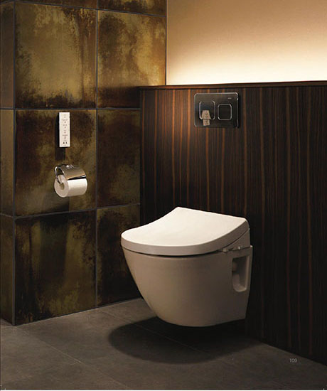 Toto Neorest Wall Hung Toilet Set