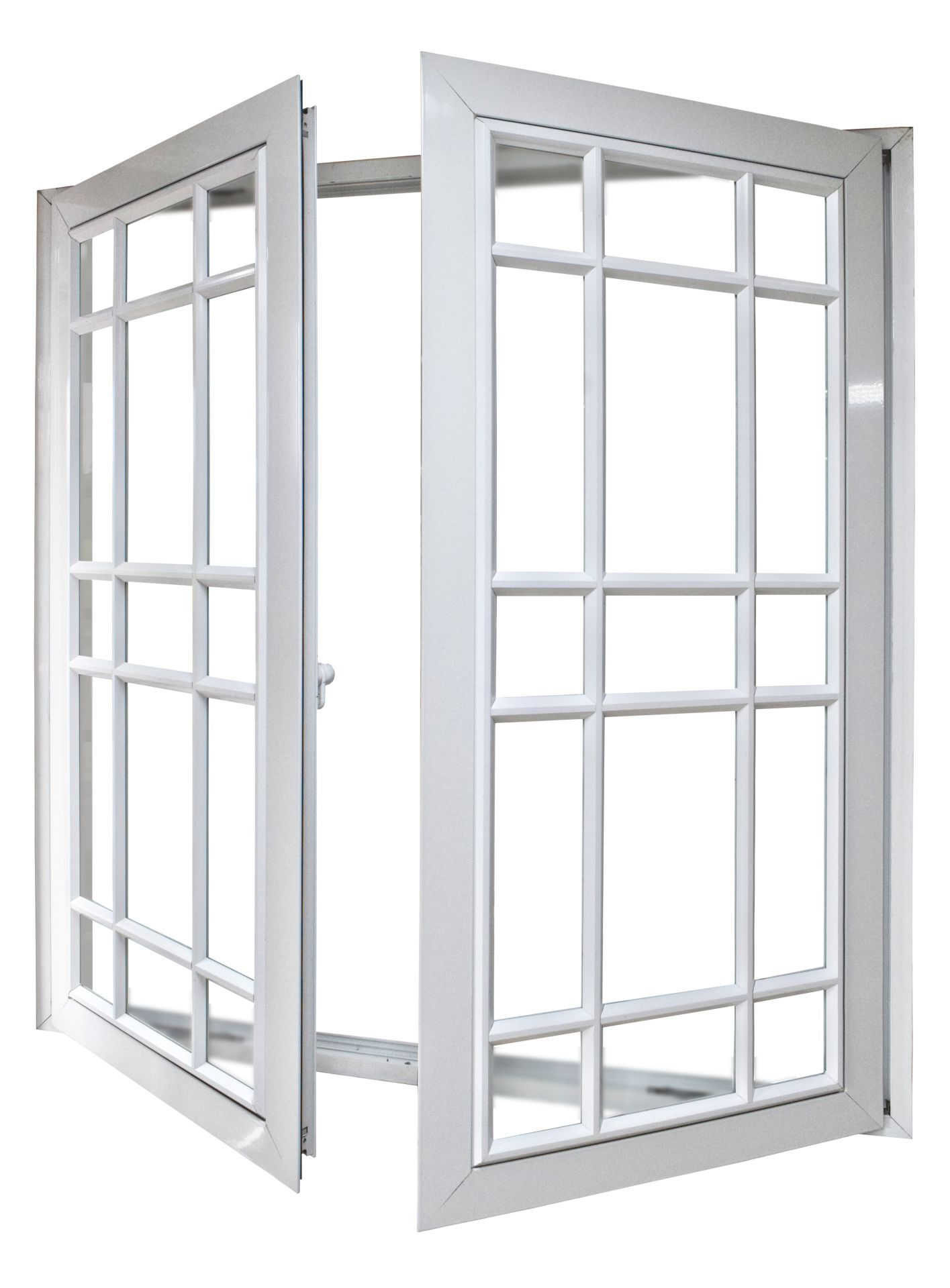 Custom Casement Aluminum Windows Southern Reflection