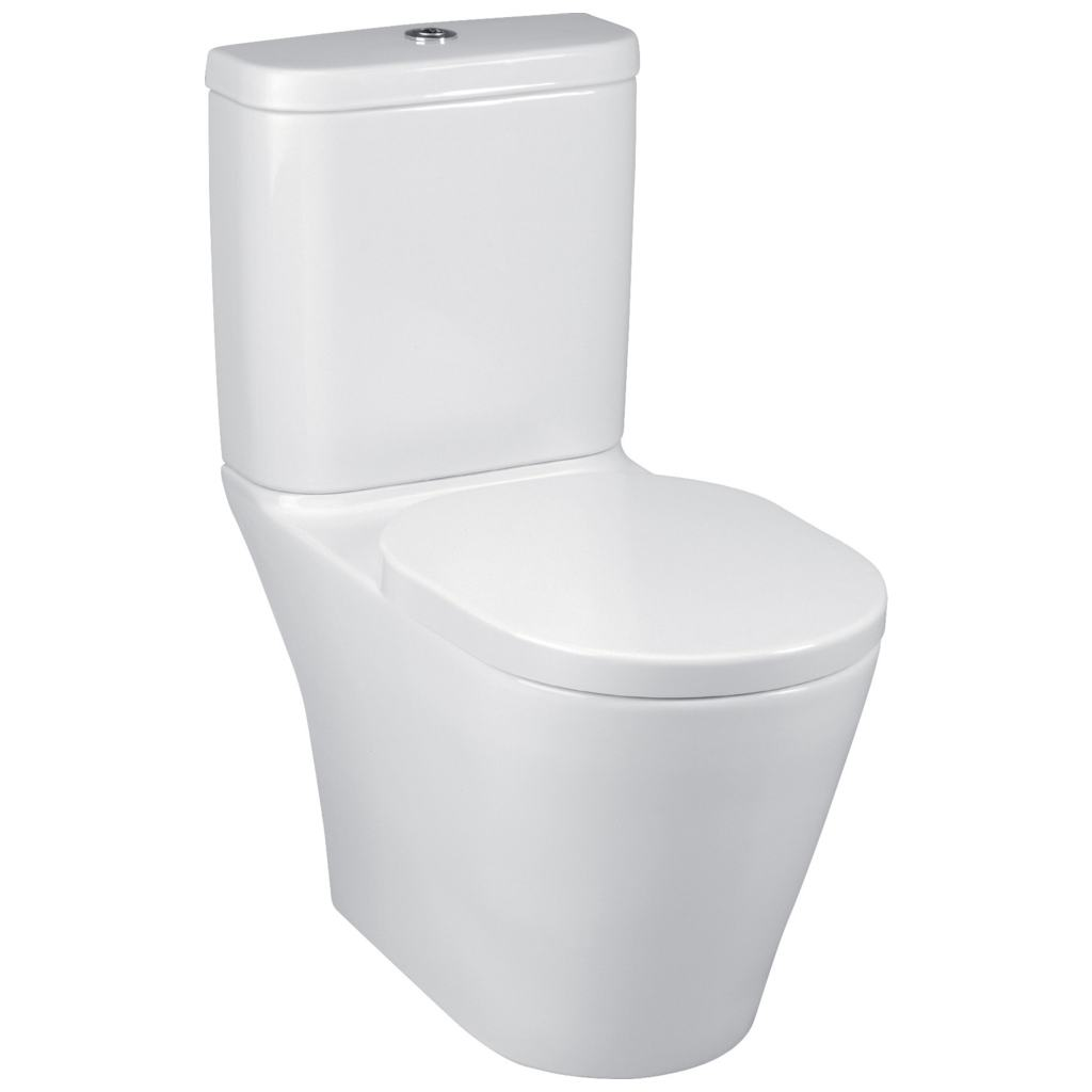 Ideal Standard Tonic Series Toilet Set - K3104 - CP\'s Plumbing and ...