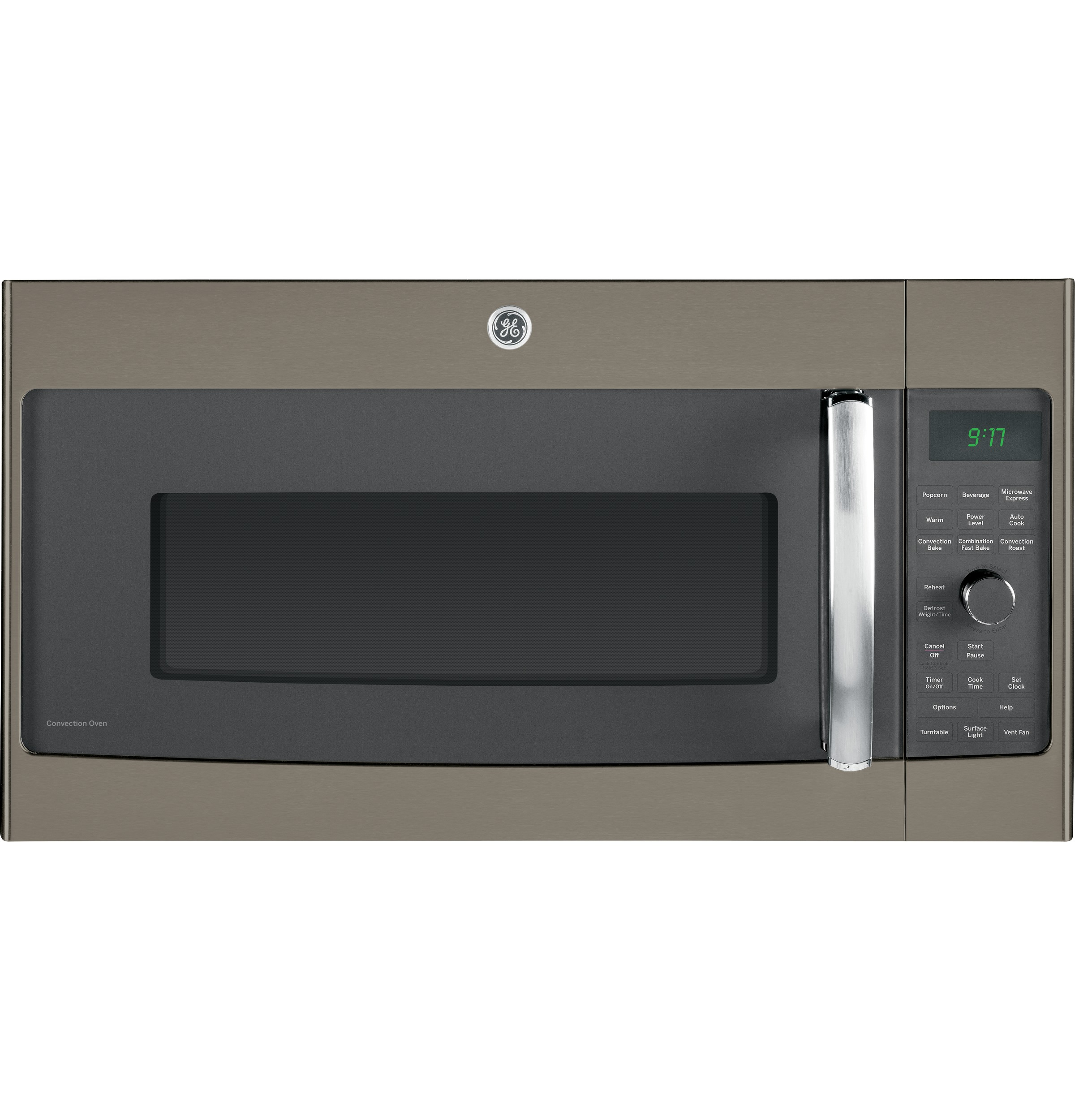 Ge Profile Series 1 7 Cu Ft Over The Range Convection Microwave Oven Pvm9179efes