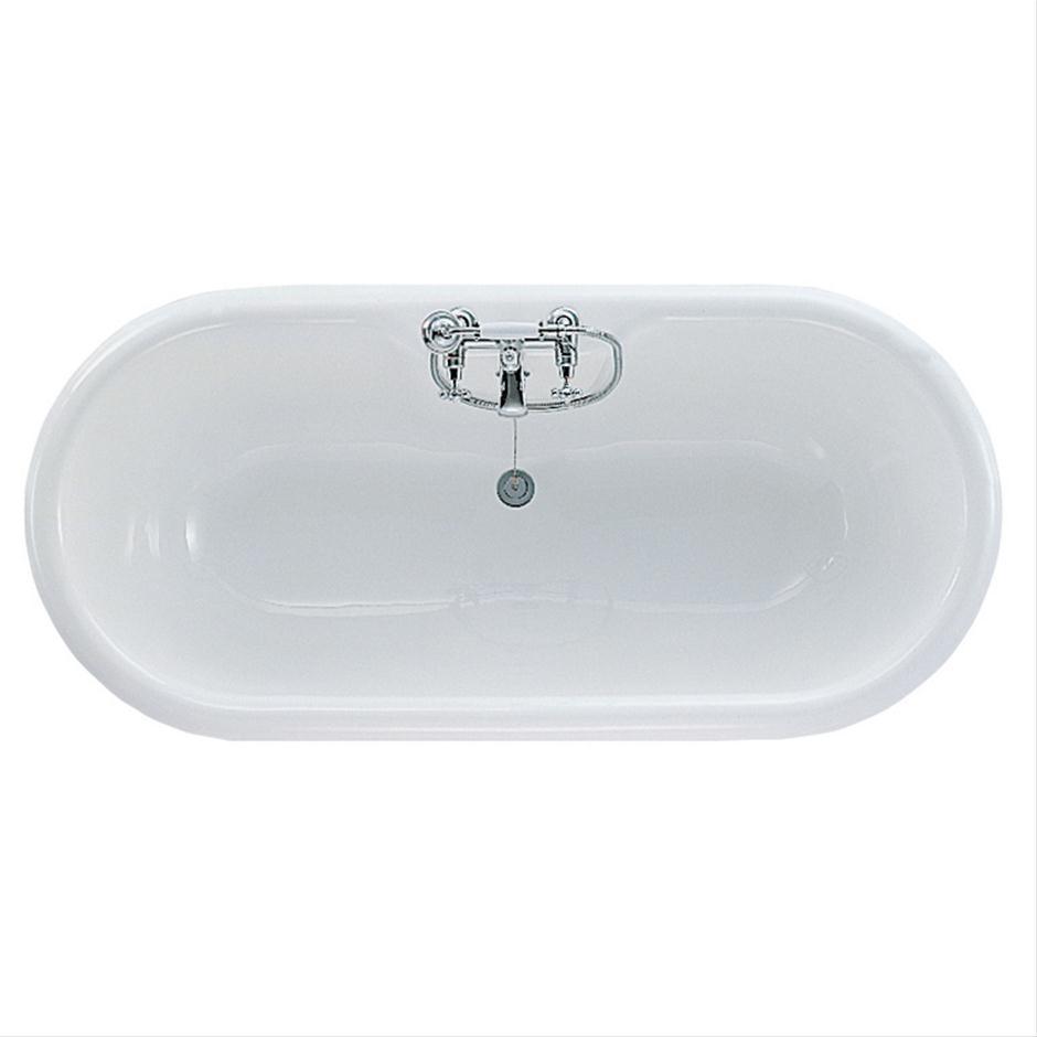 Bluebook Roll Top Freestanding Bathtub - E403001 - Pouchet, Neville ...