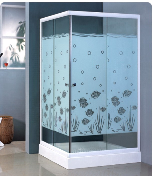 Tempered Glass Shower Enclosure 9101b The Home Expo In Trinidad