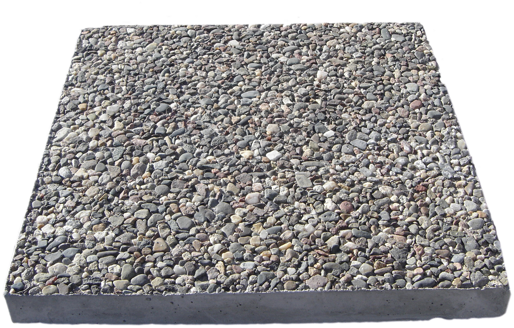 Bon Square Concrete Aggregate Pavers Decorlite S Ltd. Square Exposed Aggregate  Concrete Step Stone