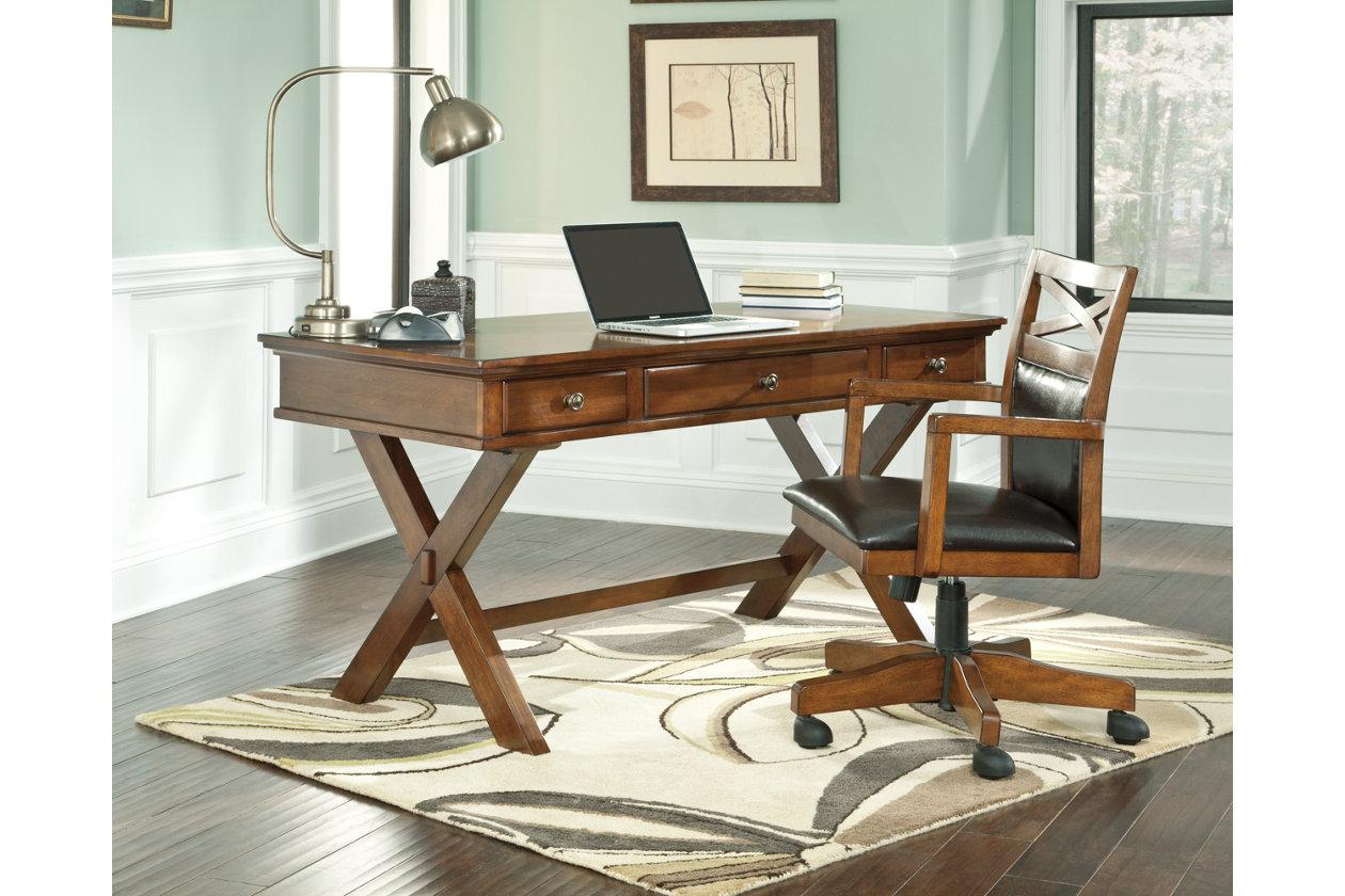 ashley furniture burkesville home office swivel chair project rh thebuildingsource com