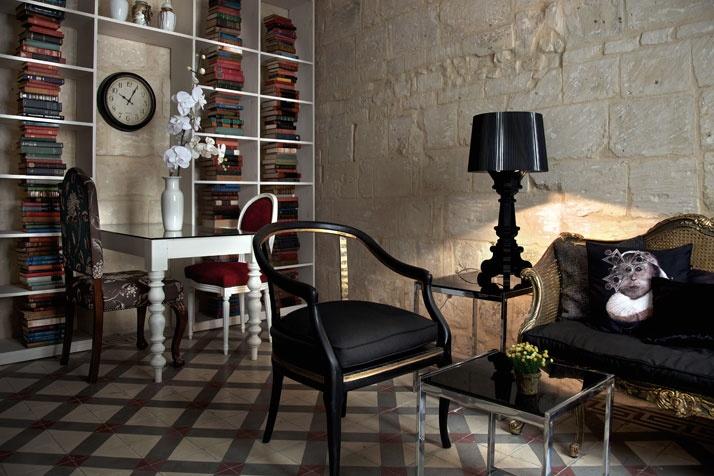 Kartell Lighting - Table Lamp - Bourgie, Ferruccio Laviani - Black 1 ...