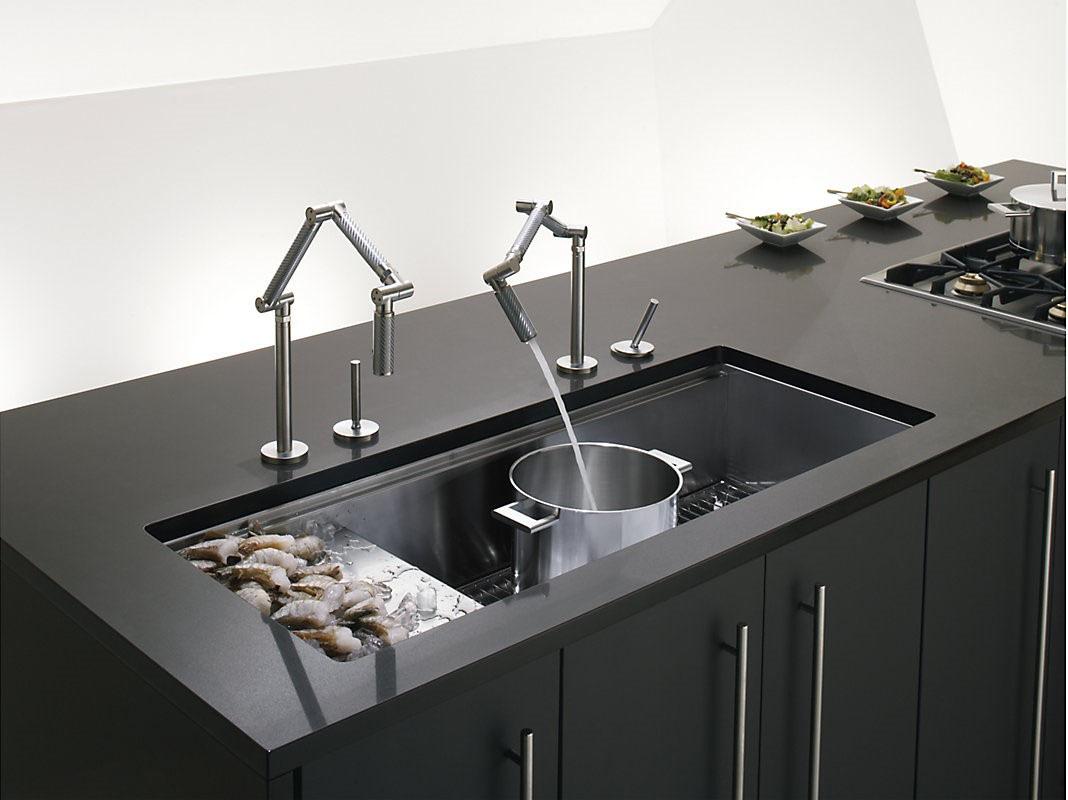 Kohler Kitchen Sink and Faucet 10 Mirror Mirror in