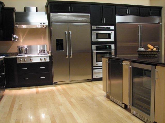 Ge monogram series kitchen appliances 3 global decor for Kitchen designs trinidad