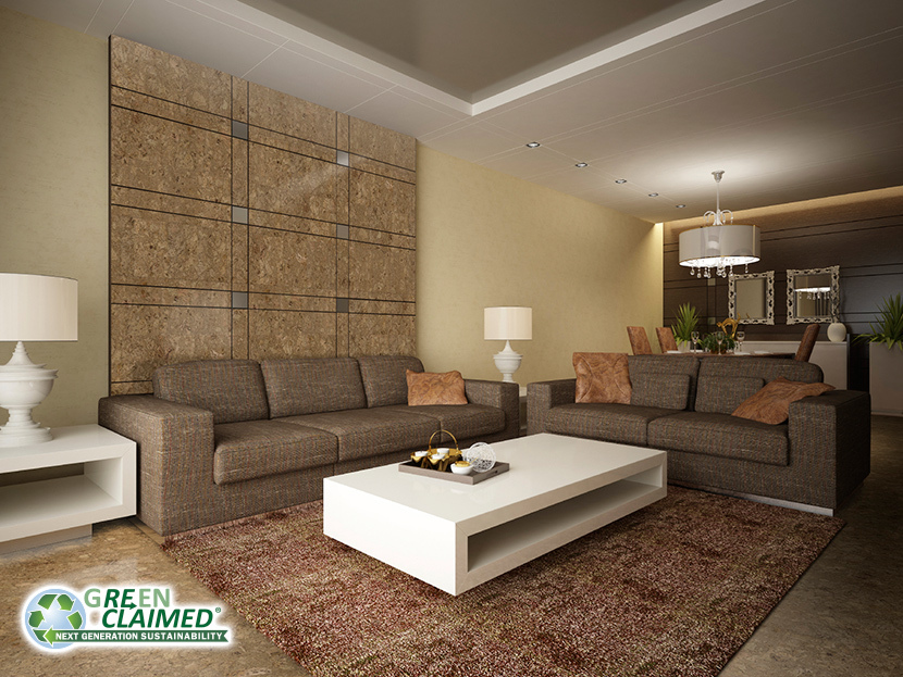 Cali Bamboo Greenclaimed Cork Flooring Project Dusk