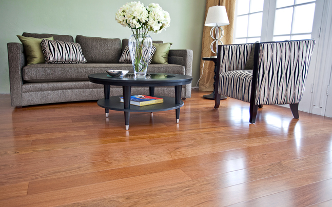 Br111 Engineered Hardwood Flooring Brazilian Cherry Finish