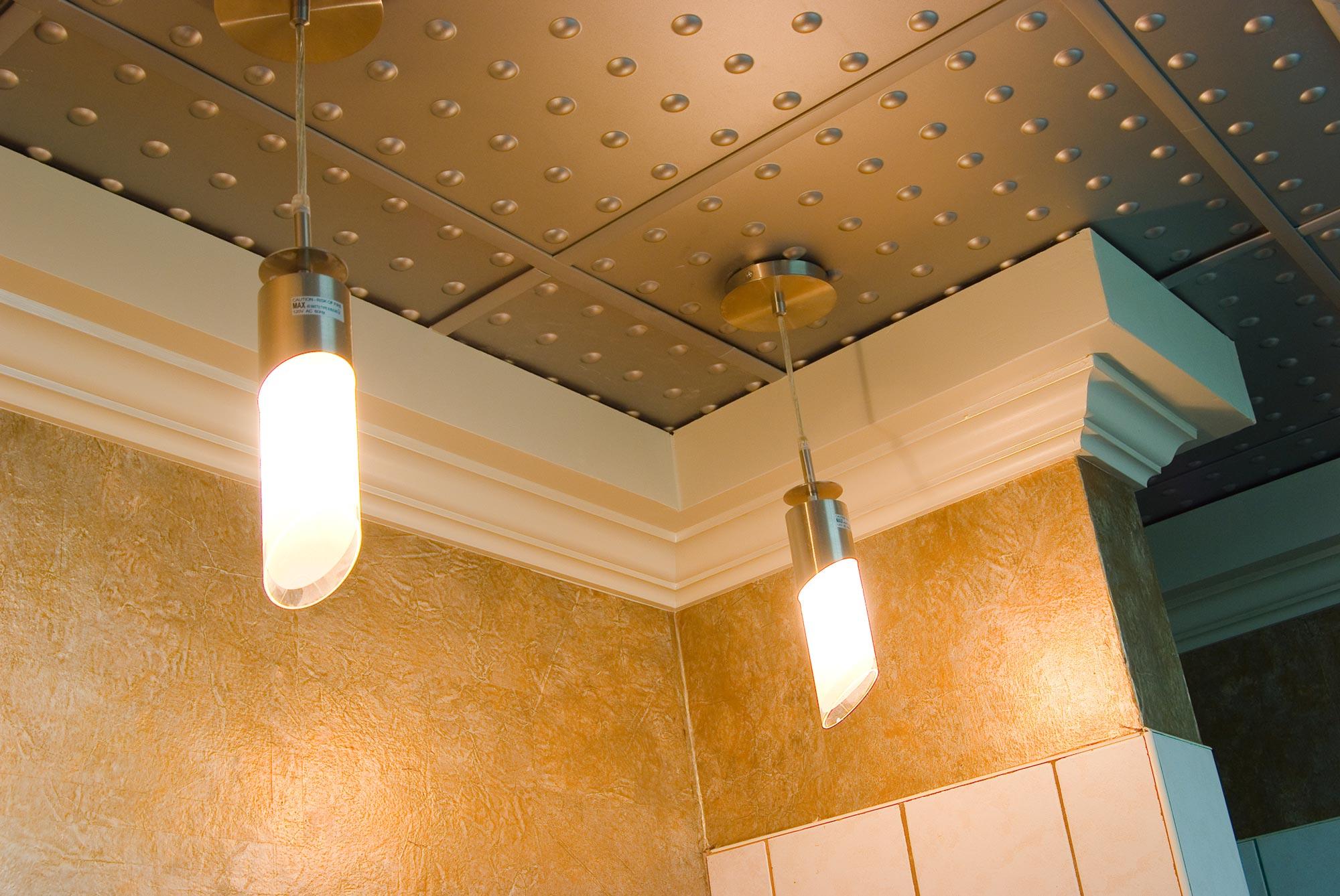 Gridstone Ceiling Tile 2 215 4 Shelly Lighting
